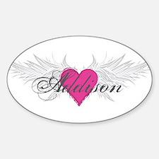 My Sweet Angel Addison Decal