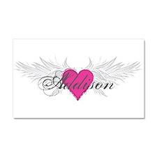 My Sweet Angel Addison Car Magnet 20 x 12