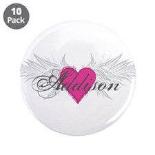 "My Sweet Angel Addison 3.5"" Button (10 pack)"