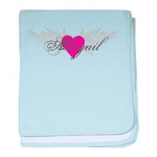 My Sweet Angel Abbigail baby blanket