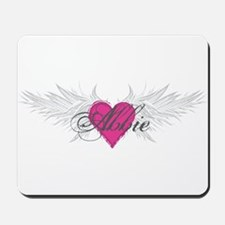 My Sweet Angel Abbie Mousepad