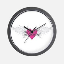 My Sweet Angel Abbie Wall Clock