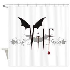 VILF Shower Curtain