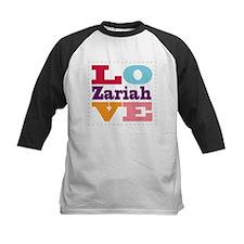 I Love Zariah Tee