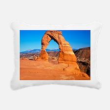 Arches National Park, Utah - Rectangular Canvas Pi