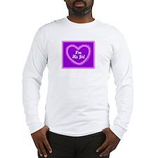Im His Girl/t-shirt Long Sleeve T-Shirt
