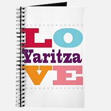 I Love Yaritza Journal