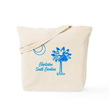 Charleston 3 Tote Bag