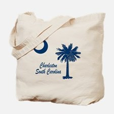 Charleston 4 Tote Bag