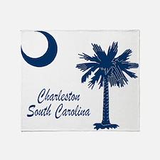 Charleston 4 Throw Blanket