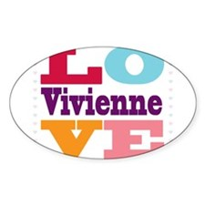 I Love Vivienne Decal