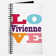 I Love Vivienne Journal