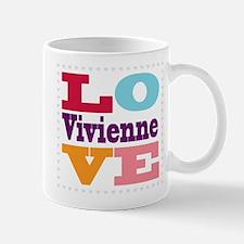 I Love Vivienne Mug