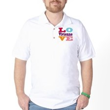 I Love Vivienne T-Shirt