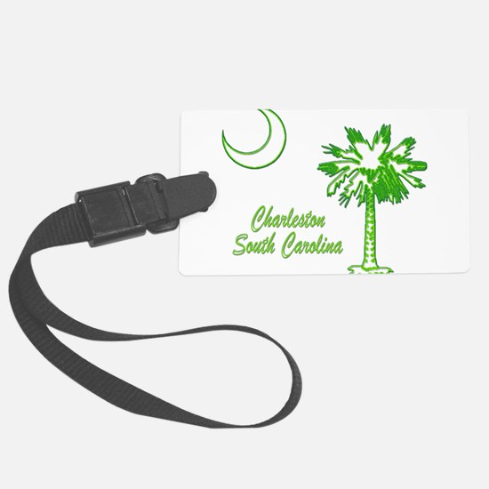 Charleston 7 Luggage Tag