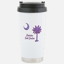 Charleston 8 Stainless Steel Travel Mug
