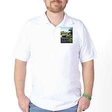 Fallasburg Covered Bridge T-Shirt