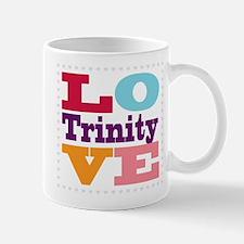 I Love Trinity Mug