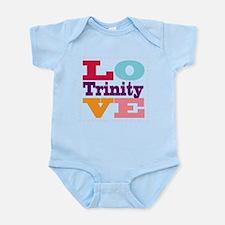 I Love Trinity Onesie