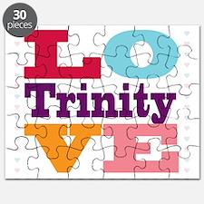 I Love Trinity Puzzle