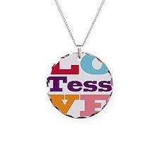 I Love Tess Necklace