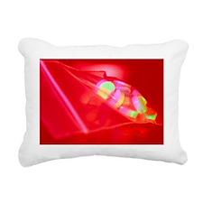 Ecstasy pills - Rectangular Canvas Pillow