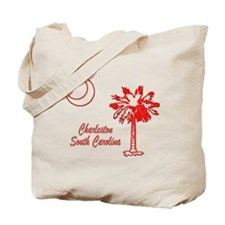 Charleston 12 Tote Bag