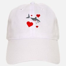 Personalized Shark Baseball Baseball Cap