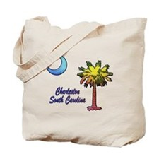 Charleston 15 Tote Bag