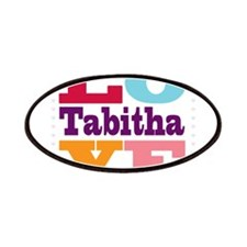 I Love Tabitha Patches