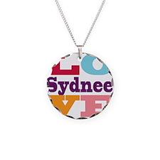 I Love Sydnee Necklace