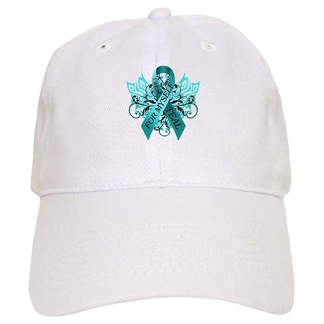 I Wear Teal for Myself Cap