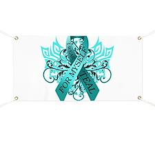 I Wear Teal for Myself Banner