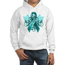 I Wear Teal for my Sister Hoodie