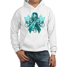 I Wear Teal for my Niece Hoodie