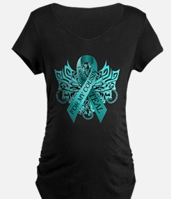 I Wear Teal for my Cousin T-Shirt