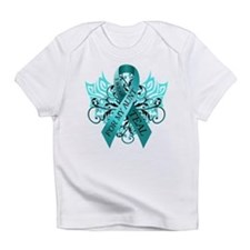 I Wear Teal for my Aunt Infant T-Shirt