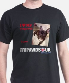 Personalized Tipawds UK T-Shirt