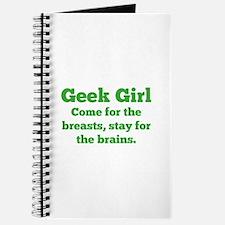 Geek Girl Journal