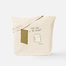 Be S'more Tote Bag