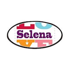 I Love Selena Patches
