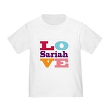 I Love Sariah T
