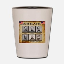 Shiloh - Union Shot Glass