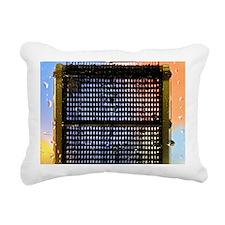 Hydrogen fuel cell - Rectangular Canvas Pillow