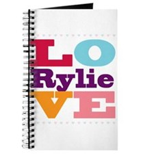 I Love Rylie Journal