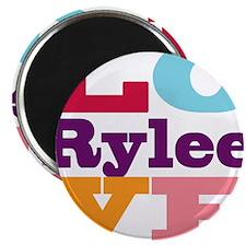 """I Love Rylee 2.25"""" Magnet (100 pack)"""