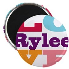 I Love Rylee Magnet