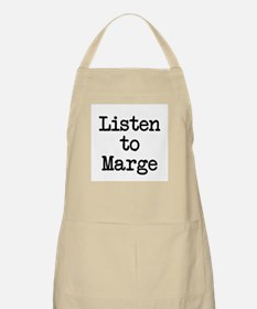Listen to Marge Apron