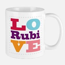 I Love Rubi Mug