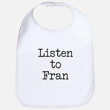 Listen to Fran Bib